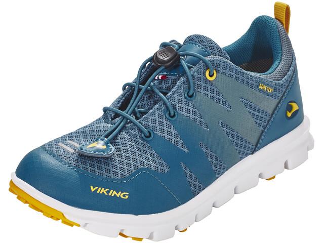 Viking Footwear Bislett GTX - Chaussures Enfant - bleu